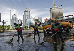 Власти Таиланда объявили о полном контроле над ситуацией в стране