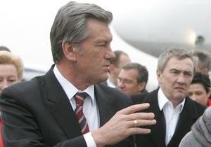 Ющенко просит не делать трагедии из избрания Черновецкого мэром Киева