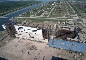 В Хмельницком начался сбор подписей против достройки двух новых реакторов на АЭС