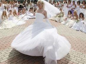 Число украинок, желающих выйти за иностранцев, возросло в полтора раза