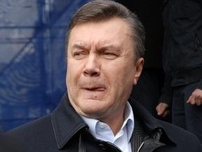 Янукович не верит, что Тимошенко будет бороться с кризисом во время предвыборной кампании