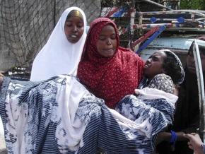 Боевики совершили теракт на базе миротворцев в Могадишо: погибли 11 человек