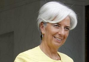 Глава МВФ прибыла в Москву поговорить о вкладе РФ в спасение еврозоны