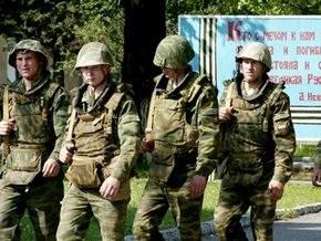 В 2008 году из российской армии дезертировали семь тысяч контрактников