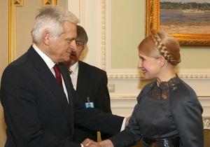 Первая реакция Европы: Бузек обеспокоен арестом Тимошенко