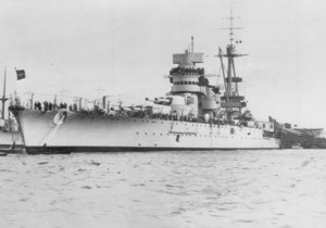 Ветеран подтвердил, что переданный ЧФ СССР линкор затопили итальянцы