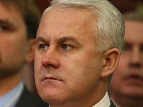 Пукшин заявил, что не может работать с Ульянченко