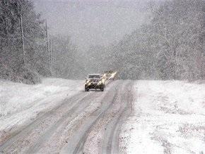 В Луганской области перевернулся пассажирский автобус