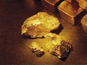 Рынок сырья: цены на золото пошли в рост