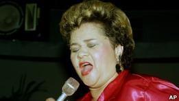 Скончалась американская соул-певица Этта Джеймс