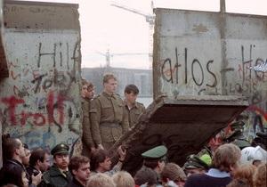 В Германии протестуют против сноса Берлинской стены