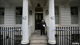 Одна из богатейших женщин Британии найдена мертвой