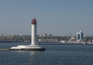 Море возле Одессы становится пресным