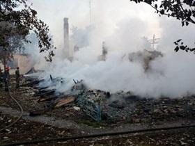 МВД: Решается вопрос о возбуждении уголовного дела по факту пожара в доме престарелых