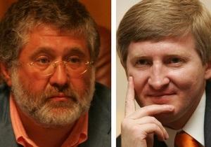 Каналы Ахметова и Коломойского создадут совместный сейлз-хаус