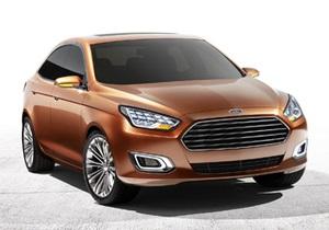 Ford создал новый концепт под названием Escort