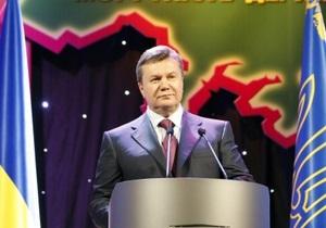 Янукович обещает усилить права оппозиции