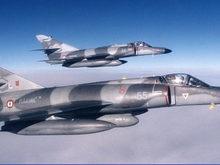 Над Францией столкнулись два истребителя