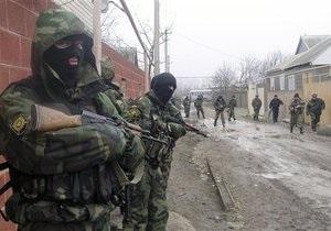 В Чечне в ходе спецоперации против боевиков погибли трое милиционеров