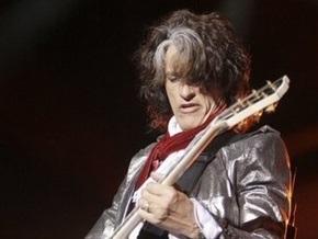 Гитарист Aerosmith выпускает новый сольный альбом