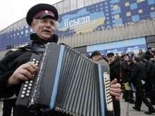 Ъ: Партия регионов прикусила русский язык