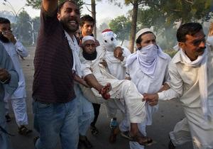 В Пакистане в День любви к пророку в столкновениях погибли не менее 19 человек