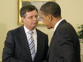 Обама пригласил премьера Нидерландов на саммит G-20 в Питтсбурге