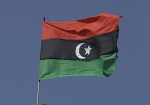 Посольства Ливии за рубежом подняли флаги повстанцев
