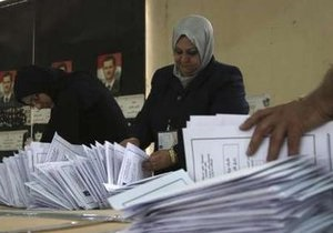 Выборы в Ираке: блок экс-премьера  впервые вырвался вперед