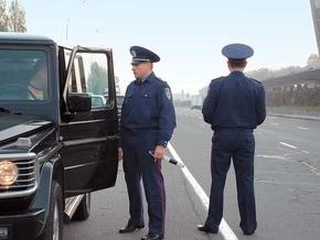 В Киеве на взятке поймали инспектора ГАИ
