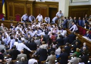 СМИ: Депутат от Батьківщины избил своего бывшего однопартийца- тушку