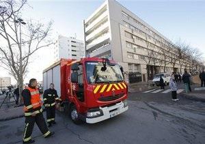 Новости Франции - пожар в Париже: В Париже из-за пожара в ночном клубе эвакуировали около 300 человек