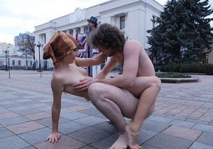 Блогер, имитировавший половой акт под ВР, написал открытое письмо Януковичу