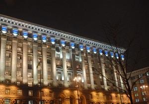 Киевсовет принял горбюджет