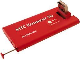 МТС запустила  МТС Коннект 3G  в новых городах