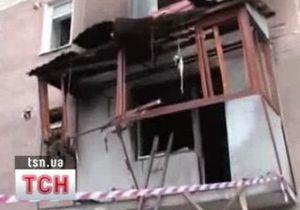 В Тернопольской области в жилом доме произошел взрыв