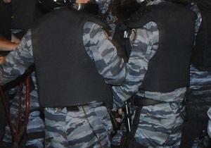 В Кременчуге за драку уволили трех милиционеров