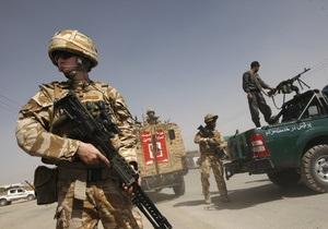 Афганистан: люди в форме полиции убили военных НАТО