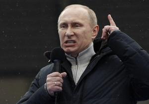 Британские эксперты: При Путине в России будет неизбежно нарастать системный кризис