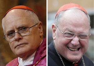 Фотогалерея: Четыре кардинала. Главные фавориты на пост нового Папы Римского