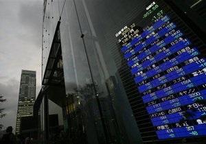 Украинские фондовые индексы закрывают день в минусе