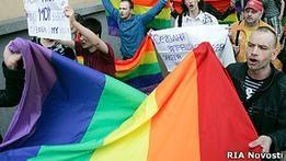 Секс-меньшинства обвинили власти РФ в гомофобии