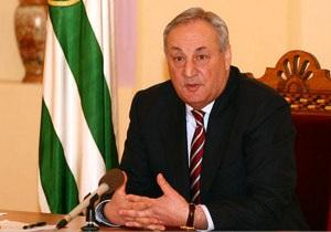 В Москве скончался президент Абхазии Сергей Багапш
