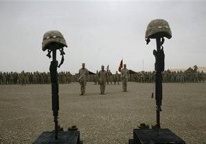 В Афганистане смертник атаковал колонну НАТО: есть жертвы