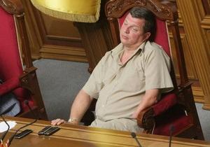 Регионал Журавко заявил, что один из бютовцев угрожал ему применением оружия