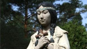 У американских индейцев появится первая святая