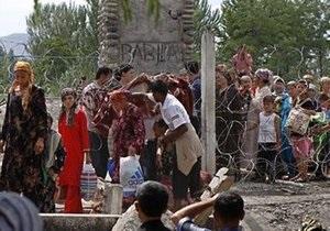 Узбеки возвращаются в Джалал-Абад