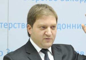 МИД:  Все изменения в Украине происходят под влиянием европейских рекомендаций