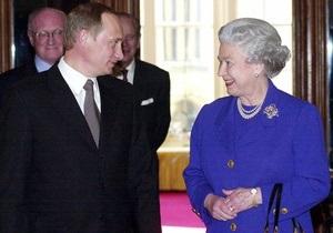Путин поздравил Елизавету II. Жириновский считает, что принц будет  пить кровь