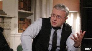 Банкир Лебедев: проверки оставили  Новую  без денег